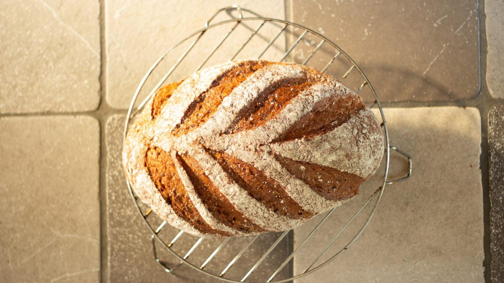 hoe bak je een brood?