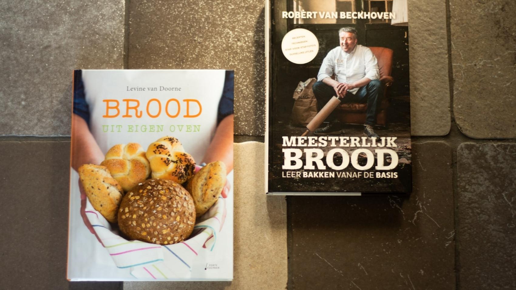 Beste broodbak boeken